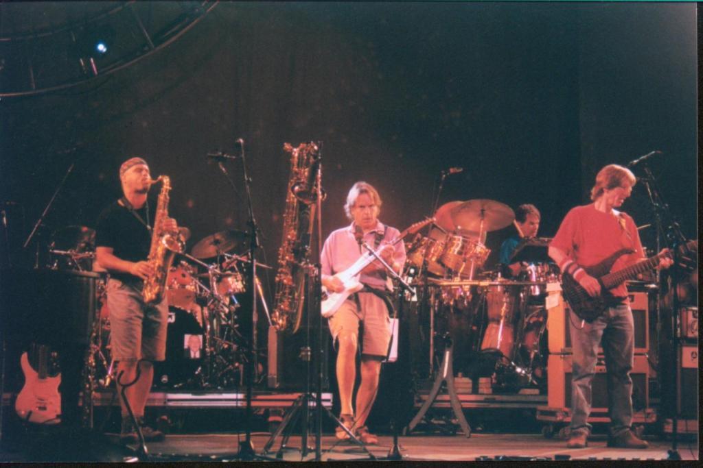 T.O.O at Further Festival