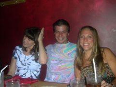 Alex911sc & Kelli & Denine @ Mexicali for my B'd