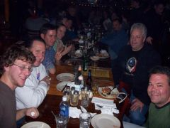 Starhead Dinner at Giovanni's in NYC - pic 2