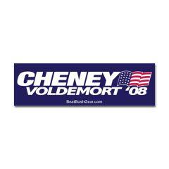 CHENEY/VOLDEMORT 08