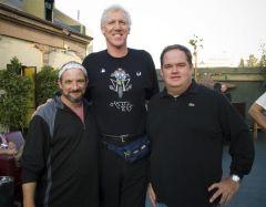 Koritz, Prescott, and Mr. Bill Walton