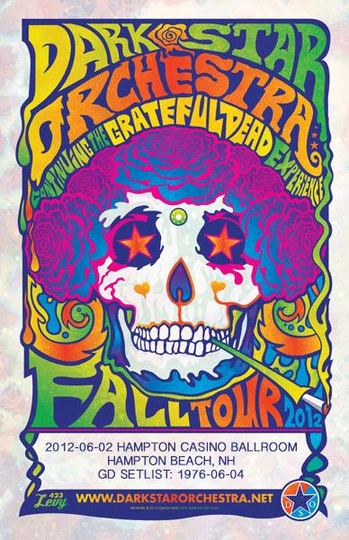 2012-06-02 Casino Ballroom - Hampton Beach, NH